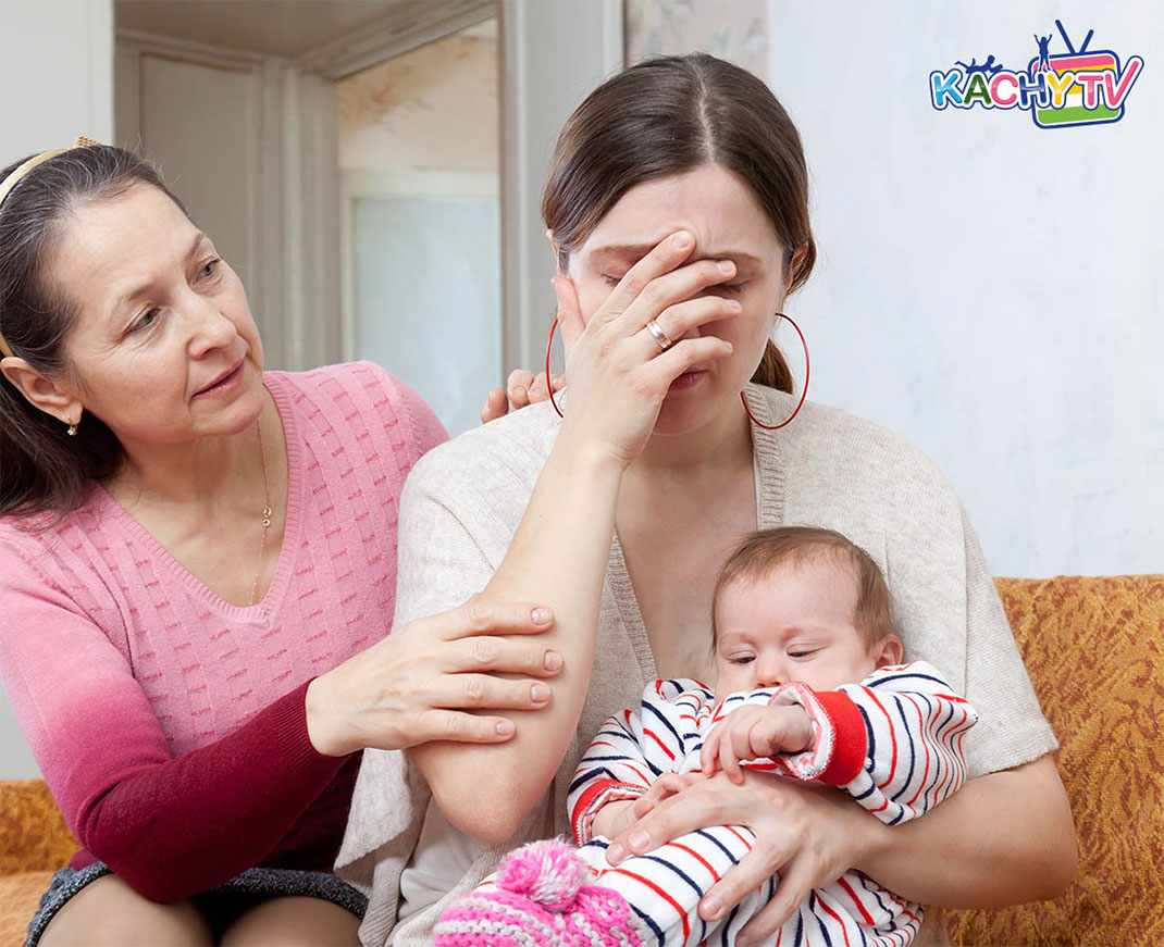 6 Post-partum Mood Disorders You Can't Ignore